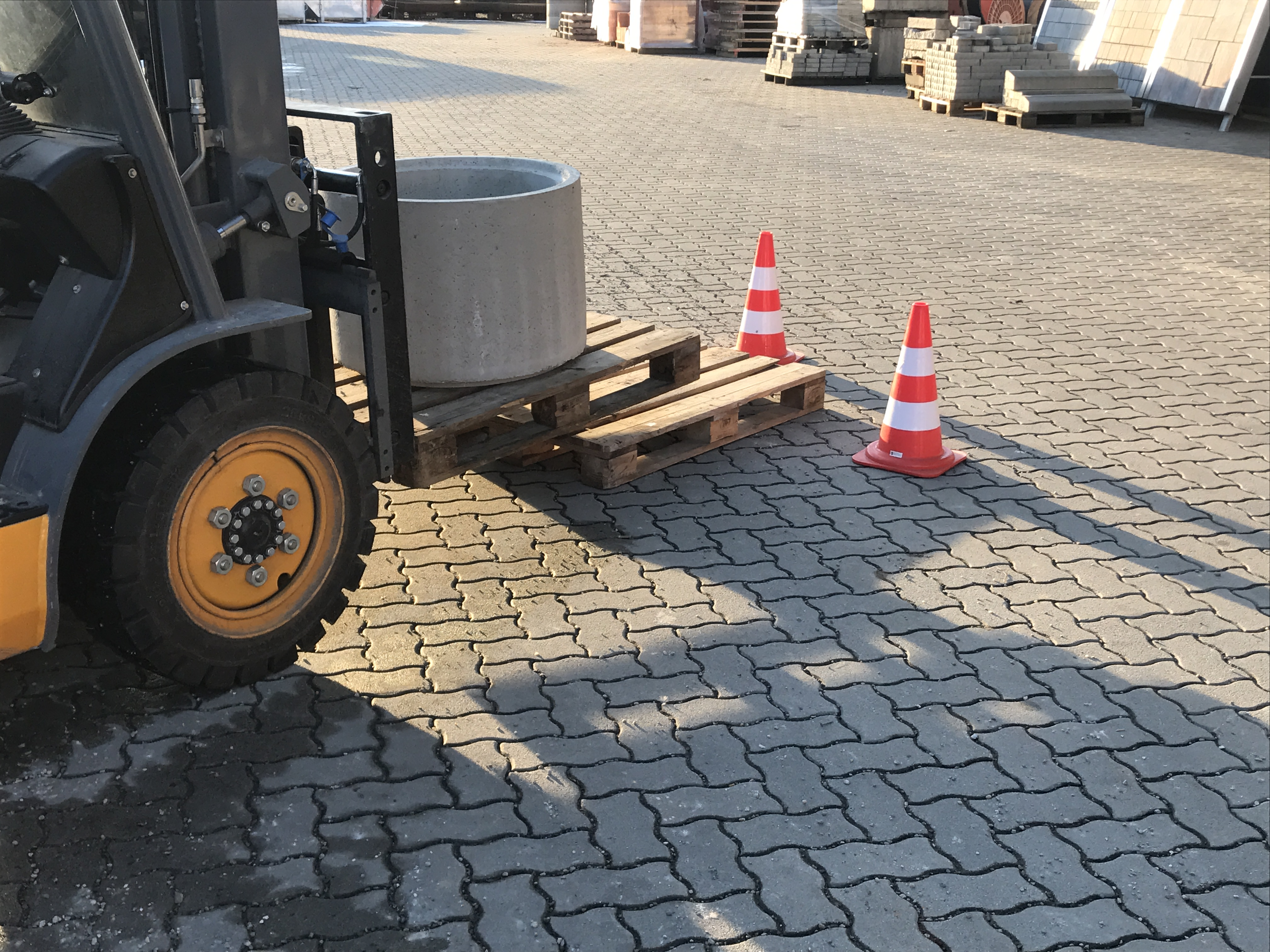 Kurs Staplerschein Graz